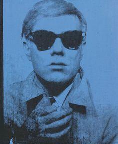 ART & ARTISTS: Andy Warhol self-portraits