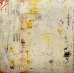 Encaustic Painting 2014 - PAMELA CAUGHEY