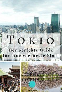 Tokio ist riesig, Tokio ist verrückt. Wir haben dir in unserem umfassenden Guide alles Wichtige über Tokio aufgeschrieben: Sehenswürdigkeiten, Tipps, Hotels. Einfach alles, was du wissen musst.