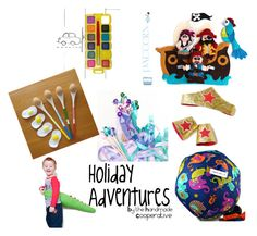 Holiday Adventures by kbsdesigns on Polyvore featuring interior, interiors, interior design, home, home decor and interior decorating