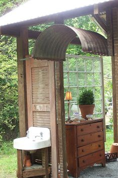 TARA DILLARD: Details of a Garden Room
