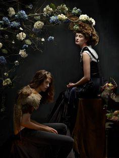 Helen Sobiralski, Berlin-based photographer's original series about opulence and abundance called Cockaignesque.