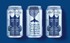 New Packaging for CoastWise Session IPA by MiresBall