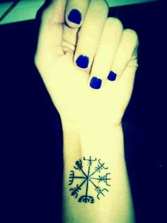 Vegvisir I want this