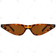 Leopard+dark Brown Unique Full Frame Embellished Street Snap... (€6,06) ❤ liked on Polyvore featuring accessories, eyewear, sunglasses, embellished sunglasses, dark brown glasses, snap sunglasses, snap glasses and leopard glasses