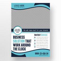 Company Letterhead Template, Letterhead Design, Business Flyer Templates, Flyer Design Templates, Business Icon, Business Logo, College Brochure, Prospectus, Photoshop