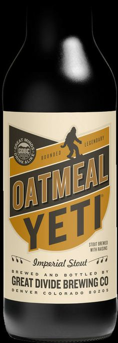 Great Divide Oatmeal Yeti Imperial Stout | Gear Patrol