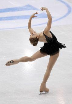 Ashley Wagner, ISU World Figure Skating Championships 2012, FS.