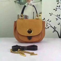 e96438ba895303 MICHAEL Michael Kors Isadore Medium Leather Messenger Brown. bagsonline · Michael  Kors Crossbody Bags