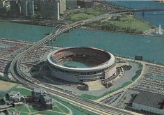 Old Three Rivers Stadium - Pittsburgh First convention I attended was held here.
