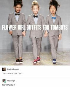 Likes, Comments - feminists for equality ( not too fond of the 'tomboy' label but still cute outfit options. Faith In Humanity Restored, Look Here, Equal Rights, My Tumblr, Social Issues, Human Rights, In This World, Equality, My Love