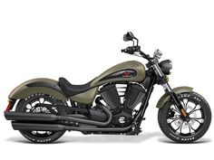 PM Made for Victory Motorcycles | Motorcycle Cruiser