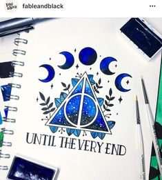 Until the very end #harrypotter