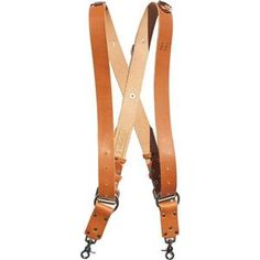 Holdfast Gear Money Maker Multi-Camera Harness, Bridle Leather, Small, Tan: Picture 1 regular