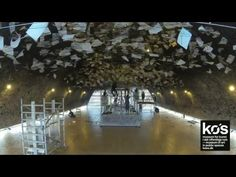 Chiharu Shiota: Letters of Thanks at KØS - YouTube