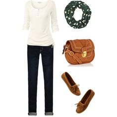 """""""simple fall"""" by idmarryjenny on Polyvore"""