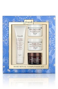 Fresh® Mask Ritual Complexion Kit (Limited Edition) ($89 Value) available at #Nordstrom