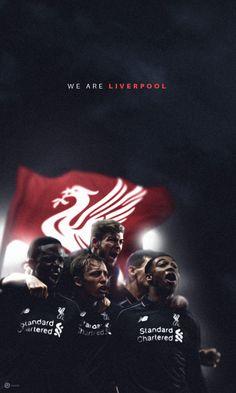 ♠ We Are Liverpool #LFC #Artwork