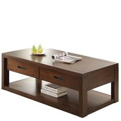 Riata Rectangular Coffee Table I Riverside Furniture