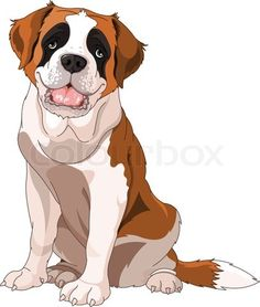st bernard dog - Google Search