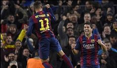 Barcelona vs Atletico Madrid 01/11/2015 La Liga Preview, Odds and Predictions - Sports Chat Place