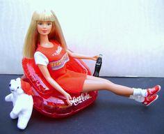 Coca Cola Barbie