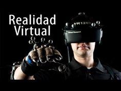 Realidad Virtual, aquí os explicamos lo que es y cómo funciona