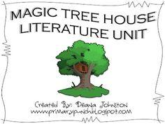 Magic Tree House unit