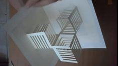 Origami - Kart İçinde İnanılmaz Küp Tasarımı - Japon kağıt katlama sanatı (Origami) - teknikleri, örnekleri ve ipuçlarını videolu anlatımı. Kağıttan hediyelik ve özel günler için kart içinde inanılmaz küp yapımı (An Amazing Cubes Pop Up Card Origamic Video)