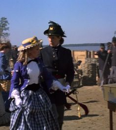 Billy and Brett - North and South Genie Francis, Francis I, Patrick Swayze Movies, North And South, Civil War Movies, Period Movies, Period Dramas, Mini Tv, United States Military Academy