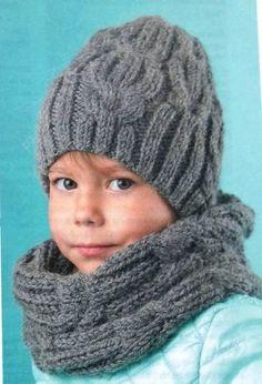 Вязание детской шапки и снуда. Обсуждение на LiveInternet - Российский Сервис Онлайн-Дневников
