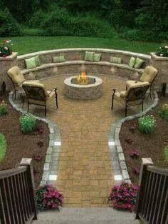 Cute Backyard idea!!