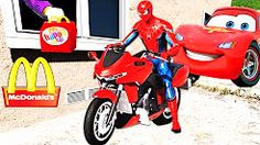 spiderman MCDONALDS - YouTube