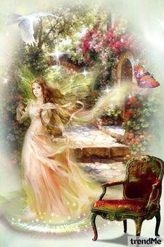 Fairy Garden de Marisol Espaillat - trendme.net