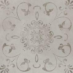 """Found it at Wayfair - Concrete Loft Deco 24"""" x 24"""" Porcelain Field Tile in Light Gray"""