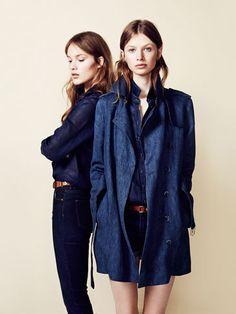The Denim Edit - WOMEN - Massimo Dutti SS 2015