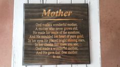 Mother of the Bride Gift- Mother's Day Gift- Mama Gift- Mom Gift