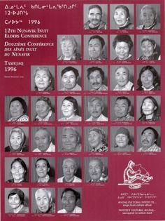 12th Nunavik Inuit Elders Conference, Tasiujaq 1996