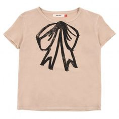 bow t-shirt / bobo choses