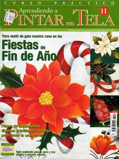 pintar tela navidad No. 11 - Mary Carmen Tres - Álbumes web de Picasa