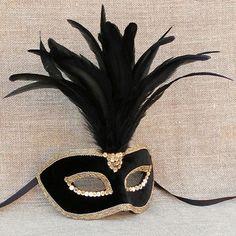Colombina Black Velvet 1