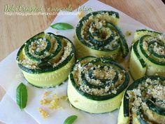 Rosette di zucchine 1