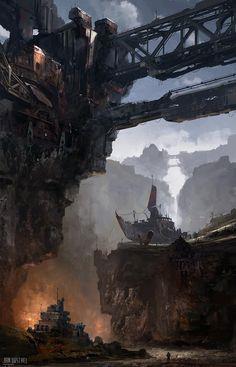 Cavelands by janurschel