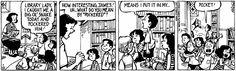 One Big Happy Comic Strip, August 22, 2014 on GoComics.com