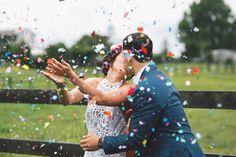 colorful confetti   Colorful Wedding Inspiration http://theproposalwedding.blogspot.it/ #wedding #inspiration #colors #summer #matrimonio #ispirazione #estate #colori