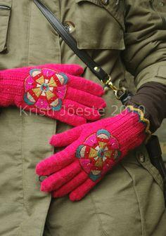 Kristi Jõeste blogi: Kindad/Gloves
