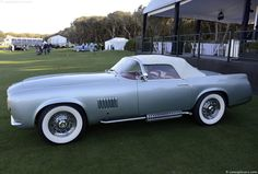 1955 Chrysler wagon | 1955 Chrysler Falcon Concept news, pictures, specifications, and ...
