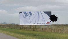 Creatieve en grappige billboards | Froot.nl