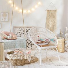 Inspirations - Page 2 sur 3 - We love deco Cafe Interior, Interior Design, Deco Boheme, Bohemian Interior, Creative Decor, My New Room, Home Decor Inspiration, Decor Ideas, Decoration