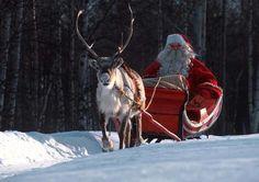 Père Noël & Rudolph